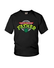 Turtley Awesome Father Shirt Youth T-Shirt thumbnail