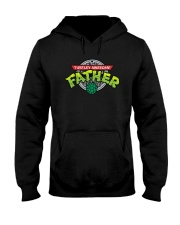 Turtley Awesome Father Shirt Hooded Sweatshirt thumbnail