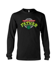 Turtley Awesome Father Shirt Long Sleeve Tee thumbnail
