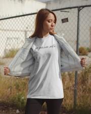 Yo Perreo Sola Shirt Classic T-Shirt apparel-classic-tshirt-lifestyle-07
