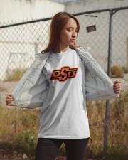 Chanel Rion OSU Shirt Classic T-Shirt apparel-classic-tshirt-lifestyle-07