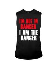 I'm Not In Danger I Am The Danger Shirt Sleeveless Tee thumbnail