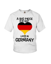 A Big Piece Of My Heart Lives In German Shirt Youth T-Shirt thumbnail