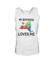 Lgbt My Boyfriend In New York Loves Me Shirt Unisex Tank thumbnail