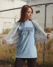 Lavelle Mewis Welcome To Manchester Shirt Classic T-Shirt apparel-classic-tshirt-lifestyle-07