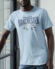 Lavelle Mewis Welcome To Manchester Shirt Classic T-Shirt apparel-classic-tshirt-lifestyle-front-39