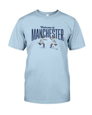 Lavelle Mewis Welcome To Manchester Shirt Classic T-Shirt front