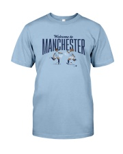 Lavelle Mewis Welcome To Manchester Shirt Premium Fit Mens Tee thumbnail