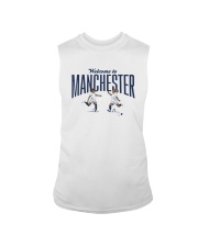 Lavelle Mewis Welcome To Manchester Shirt Sleeveless Tee thumbnail