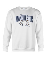 Lavelle Mewis Welcome To Manchester Shirt Crewneck Sweatshirt thumbnail