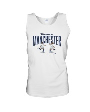 Lavelle Mewis Welcome To Manchester Shirt Unisex Tank thumbnail