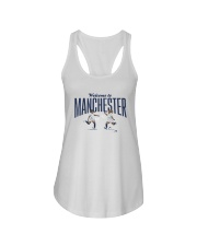 Lavelle Mewis Welcome To Manchester Shirt Ladies Flowy Tank thumbnail