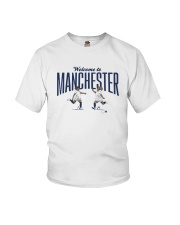 Lavelle Mewis Welcome To Manchester Shirt Youth T-Shirt thumbnail