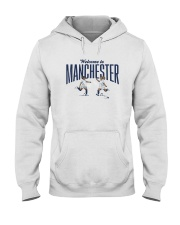 Lavelle Mewis Welcome To Manchester Shirt Hooded Sweatshirt thumbnail