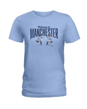 Lavelle Mewis Welcome To Manchester Shirt Ladies T-Shirt thumbnail