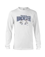 Lavelle Mewis Welcome To Manchester Shirt Long Sleeve Tee thumbnail