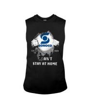 Sonoco Covid 19 2020 I Can't Stay At Home Shirt Sleeveless Tee thumbnail