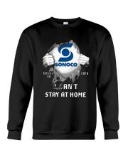 Sonoco Covid 19 2020 I Can't Stay At Home Shirt Crewneck Sweatshirt thumbnail