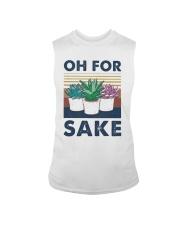 Vintage Cactus Oh For Sake Shirt Sleeveless Tee thumbnail