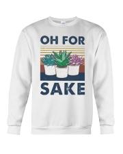 Vintage Cactus Oh For Sake Shirt Crewneck Sweatshirt thumbnail