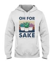 Vintage Cactus Oh For Sake Shirt Hooded Sweatshirt thumbnail
