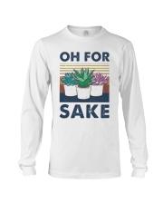 Vintage Cactus Oh For Sake Shirt Long Sleeve Tee thumbnail