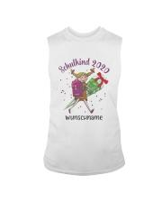Schulkind 2020 Wunschname Shirt Sleeveless Tee thumbnail