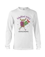 Schulkind 2020 Wunschname Shirt Long Sleeve Tee thumbnail