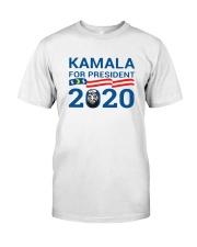 Kamala For President 2020 Shirt Classic T-Shirt front