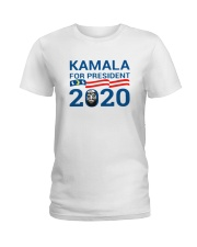 Kamala For President 2020 Shirt Ladies T-Shirt thumbnail