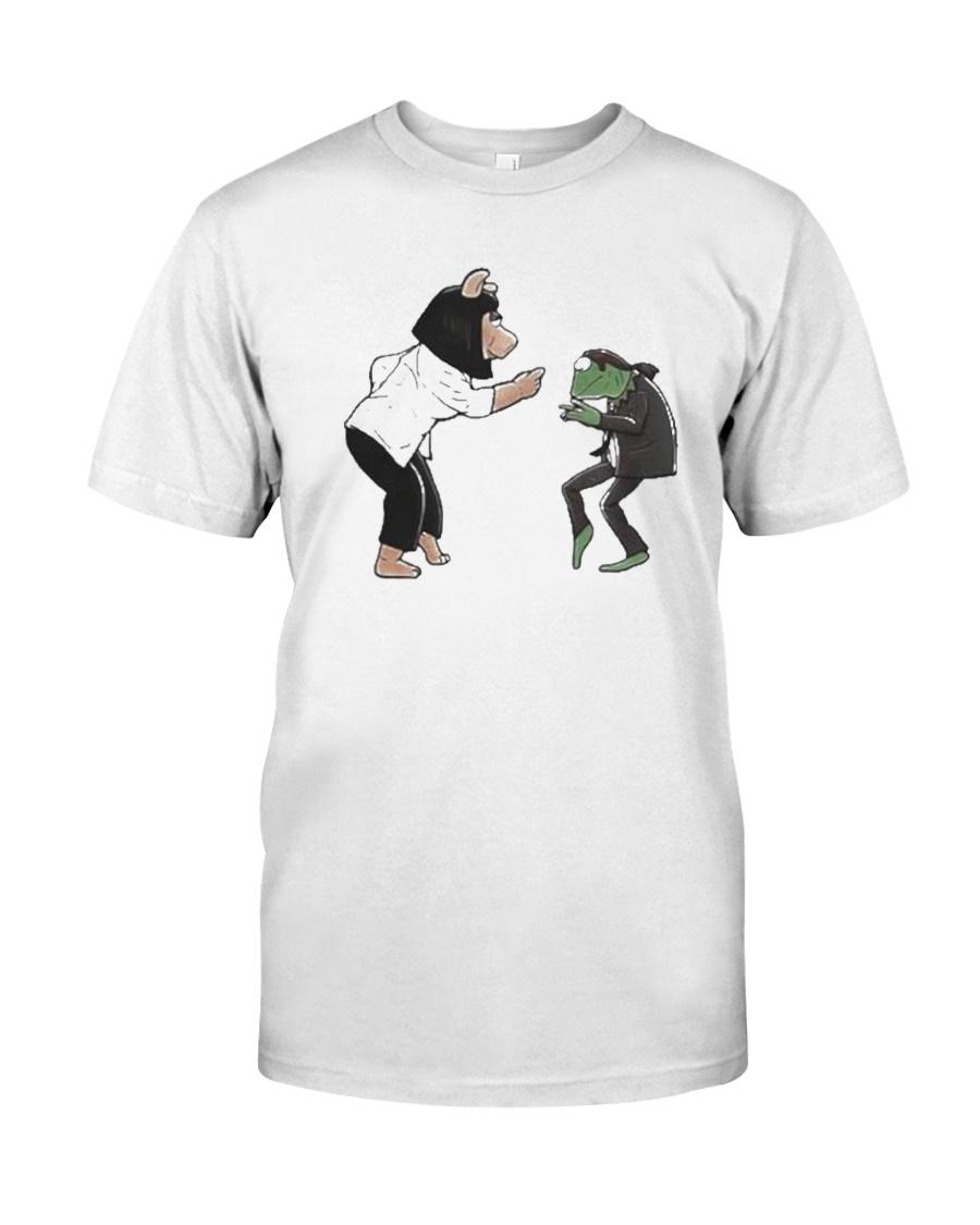 Frog Piggy Fiction Dance Shirt Classic T-Shirt