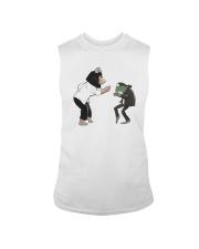 Frog Piggy Fiction Dance Shirt Sleeveless Tee thumbnail