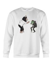 Frog Piggy Fiction Dance Shirt Crewneck Sweatshirt thumbnail