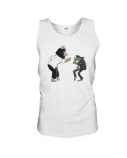 Frog Piggy Fiction Dance Shirt Unisex Tank thumbnail