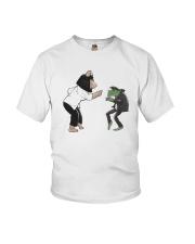 Frog Piggy Fiction Dance Shirt Youth T-Shirt thumbnail