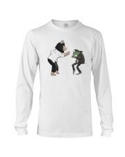 Frog Piggy Fiction Dance Shirt Long Sleeve Tee thumbnail