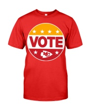 Kc Chiefs Vote Shirt Premium Fit Mens Tee thumbnail