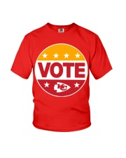 Kc Chiefs Vote Shirt Youth T-Shirt thumbnail