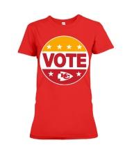 Kc Chiefs Vote Shirt Premium Fit Ladies Tee thumbnail