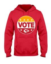 Kc Chiefs Vote Shirt Hooded Sweatshirt thumbnail