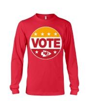 Kc Chiefs Vote Shirt Long Sleeve Tee thumbnail