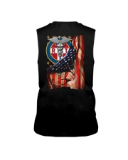 Respiratory Therapist American Flag Shirt Sleeveless Tee thumbnail