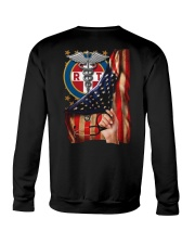 Respiratory Therapist American Flag Shirt Crewneck Sweatshirt tile