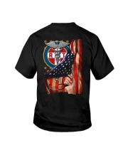 Respiratory Therapist American Flag Shirt Youth T-Shirt thumbnail