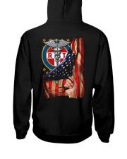 Respiratory Therapist American Flag Shirt Hooded Sweatshirt thumbnail