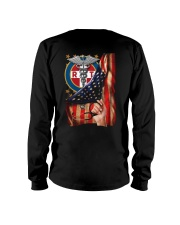 Respiratory Therapist American Flag Shirt Long Sleeve Tee thumbnail