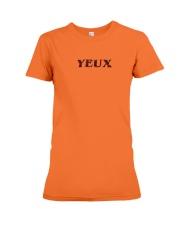 Kian Lawley Yeux Shirt Premium Fit Ladies Tee thumbnail