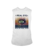 Vintage Weed Real Eye Realize Real High Shirt Sleeveless Tee thumbnail