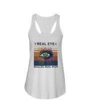 Vintage Weed Real Eye Realize Real High Shirt Ladies Flowy Tank thumbnail