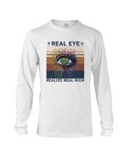 Vintage Weed Real Eye Realize Real High Shirt Long Sleeve Tee thumbnail